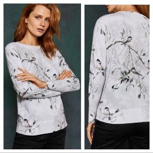 Ted Baker Molaye bird knit sweater